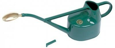 Haws V100 5L Deluxe Outdoor Watering Can - Green
