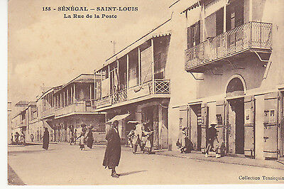 CARTE POSTALE   CPA             SAINT LOUIS  du  SÉNÉGAL      (851)