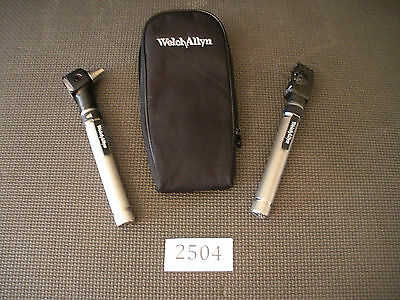 Welch Allyn Pocket Otoscope/Ophthalmoscope with case!