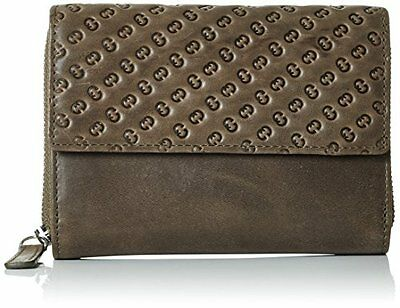 (TG. 14x10x3 cm (B x H x T)) Marrone (Braun (mud 752)) GERRY WEBERLeon Purse H13
