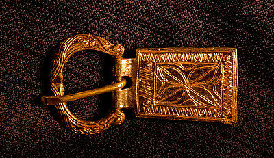 Buckle 12th C from Scotland! - Y-03