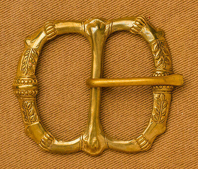 16th Century Double Oval Buckle - X-97