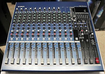 YAMAHA MG16/6FX Stereo Line Mixer w/ effects FAST FREE SHIPPING (used)