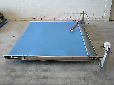 Large Wide Motorised Conveyor - 1.8m wide