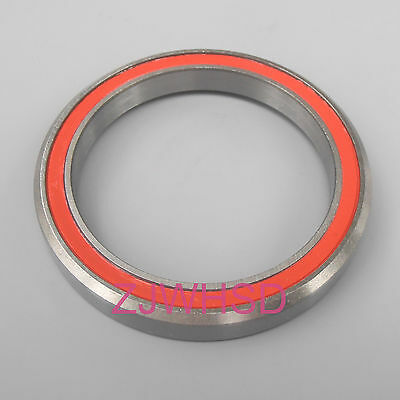 "40 x 52 x 7mm 45°x45° 2RS Taper ACB Angular Contact Bearing for 1-1/2"" Headset"