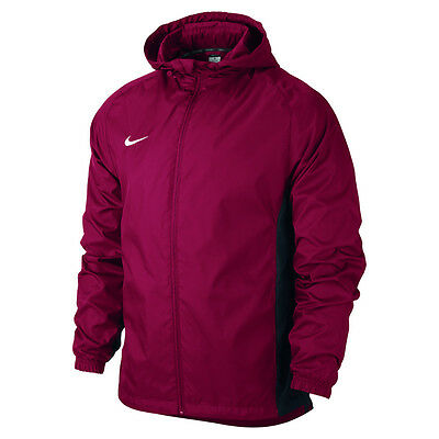 Nike Academy Rain Jacket- Red- 100% Official Licensed Product