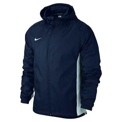 Nike Academy Rain Jacket- Navy- 100% Official Licensed Product