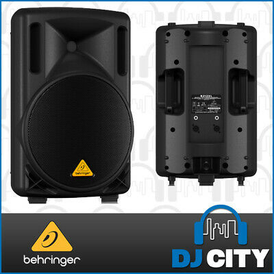 "Behringer B212XL 12"" 800W Passive Titanium PA Speaker B212-XL 800 Watts *New*"