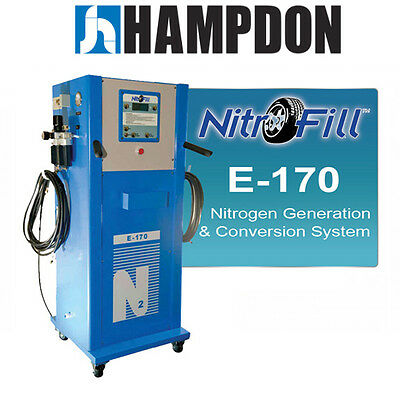NitroFill E-170 Nitrogen Generator and Inflator for Tyres