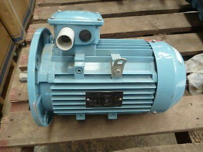 Cmg 4Hp 3 Phase Electric Motor/ 1355Rpm