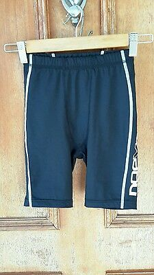 Boys Noexss By Orca Compression Shorts Size M