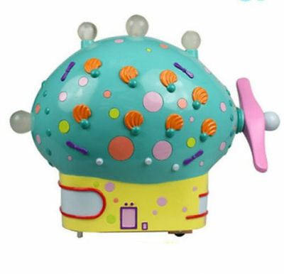 """New In The Night Garden Character Figurines Toys Push """"n"""" Play Pinky Ponk"""