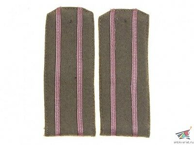 Officers's Shoulder Boards 1914, Battle Dress, Staff-officers, Russia, replica