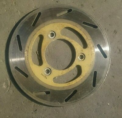 Front Brake Disc - Piaggio Typhoon 50