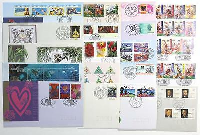 Australia First Day Covers x 20. Dates Between 1994 & 1996