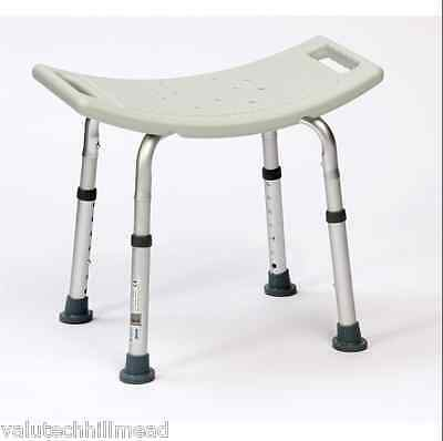Drive Medical Shower Chair in White
