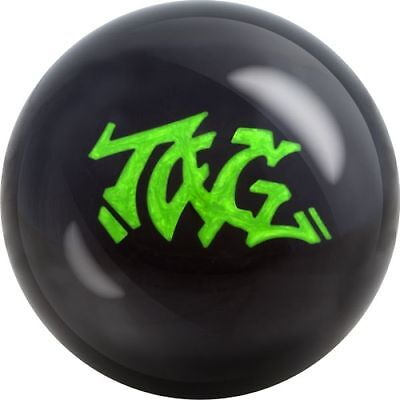 Bowling Ball Motiv Graffiti Tag