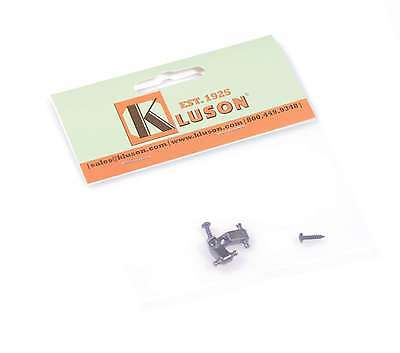 Kluson replacement string guides for Fender® American Standard Series Black