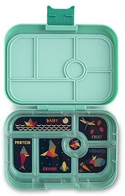 YUMBOX (Aqua Turquoise) Leakproof Bento Lunch Box Container For Kids And Adults