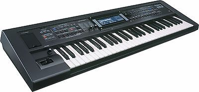 Roland GW8 Workstation/Synthesizer with free gig bag (RRP £999)