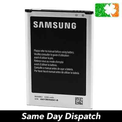 REPLACEMENT BATTERY FOR SAMSUNG GALAXY NOTE 3 N9000 B800BE  3200mAh