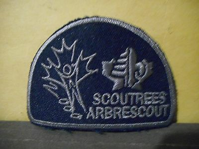 2000 Scout Trees,Boy Scouts of Canada Patch
