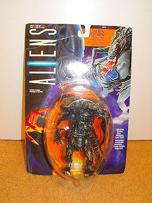 Kenner Aliens Alien Queen Leader ON THE CARD Kenner 1983 HASBRO 65710 ACTION FIG