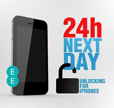 Apple iPhone Factory Unlocking Service For EE ORANGE TMOBILE UK EXPRESS NEXT DAY