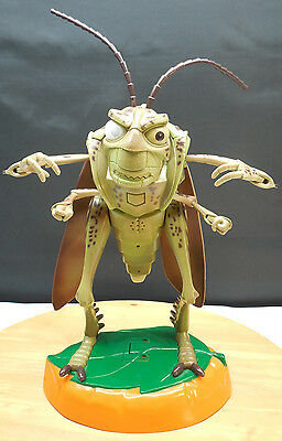 Disneys Pixar Bugs Life Toy Hopper Room Guard Talking Action Figure Poseable Bug