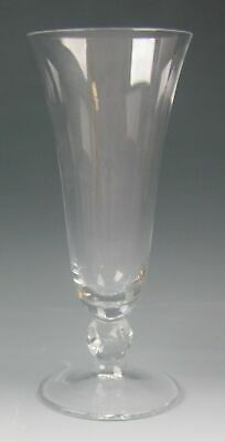 Daum Crystal ORVAL Champagne Flute(s) EXCELLENT