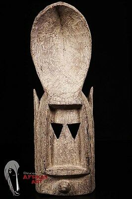 Discover African Art Dogon Gomintogo Mask from Mali