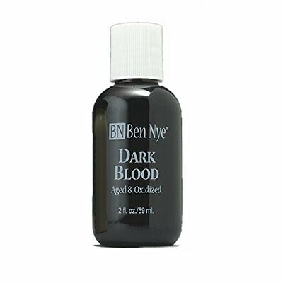 Ben Nye Dark Blood - Theatrical Fake Aged and Oxidized Blood 2 oz