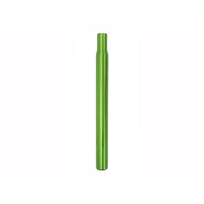 Green 27.2mm Aluminum Alloy Seatpost Saddle Seat Post Bike Bicycle Pillar 300mm