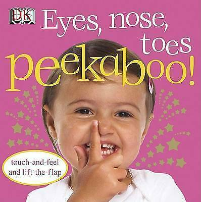 Eyes, Nose, Toes Peekaboo!-ExLibrary
