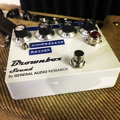 General Overdrive Special FX Dumble pedal effect guitar Handcraft
