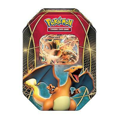 Pokemon TCG Trading Cards The Best of EX And Collectors Tin - Charizard
