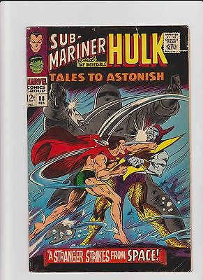 Tales to Astonish #88 VG- Silver Age (1967) Comic Book