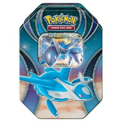 Pokemon TCG Trading Cards The Best of EX And Collectors Tin - Latios