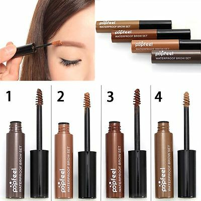 Mascara Makeup Tool Waterproof Brow Tinted Eyebrow Gel Cream Long Lasting