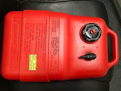 Fuel Tank For Boat 12 Litre Capacity