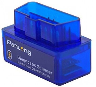 Panlong Bluetooth OBD2 Car Diagnostic Scanner Reader Check Engine Light for -