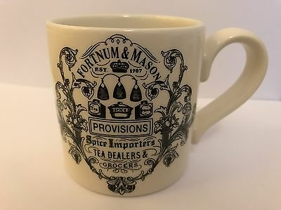 *New Addition* (And Unique To Store) Fortnum And Mason Mug By Burleigh