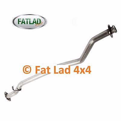Land Rover Defender 90 200TDi Exhaust Middle Box Replacement Pipe ADV550