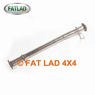 Land Rover Discovery 2 TD5 Exhaust Middle Box Replacement Pipe ADV559