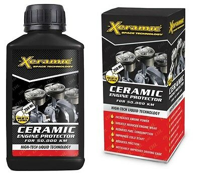 XERAMIC Ceramic Engine Protector Space Technology Engine Oil Additiv 500ml