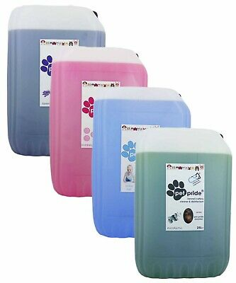 Kennel Cleaner Disinfectant Anti-Bacterial 25L Range PET PRIDE