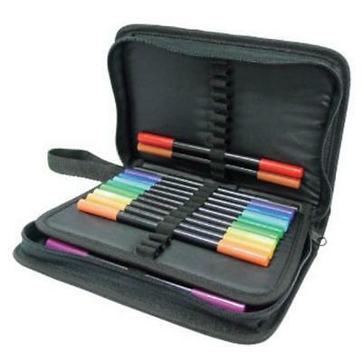 Crafts Too pen Storage  case folder  for pens or markers holds 48