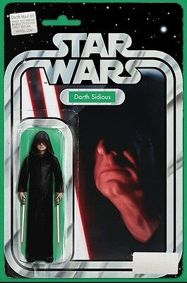 Darth Maul #1 John Tyler Christopher Darth Sidious Figure Variant IN STOCK!