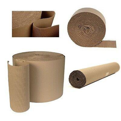 CORRUGATED CARBOARD Paper Rolls Card for Packing Posting Protection Strong Wrap