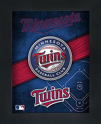 3D Art Officially MLB Licensed Picture - Minnesota Twins